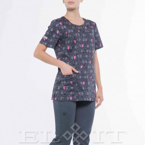 Блуза  медицинская