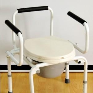 Кресло туалет с санитарным оснащением LK8010