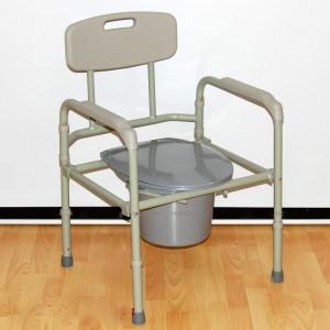 Кресло - стул с санитарным оснащением HMP-96