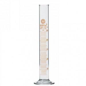 Цилиндр мерный на стеклянном основании