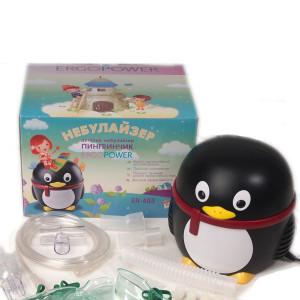 Ингалятор детский  Пингвинчик