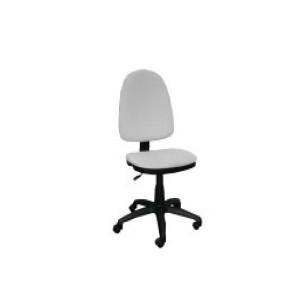 Кресло МГ Престиж  (без подлокот.,кожзам)мрамор