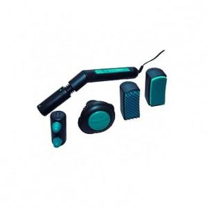 Массажер универсальный с 4-мя насадками (Meditech) KM-30