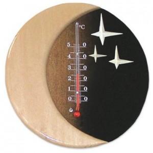 Термометр комнатный Д 15 (звездная ноч в блт. уп.).