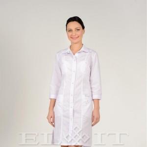 Халат женский медицинский 5-527