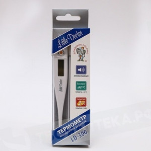 Термометр медицинский цифровой LD-300