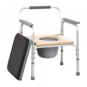Кресло - стул с санитарным оснащением LK 8004