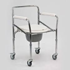 Кресло - стул с санитарным оснащением FS696