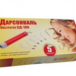 Дарсонваль Ультратек СД-199 КРАСНЫЙ